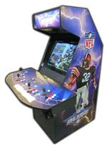 119 4-player, nfl blitz, red buttons, blue buttons, white buttons, sports, football