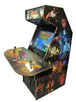 140 4-player, pirates of the caribbean, yellow buttons, orange buttons, coin door