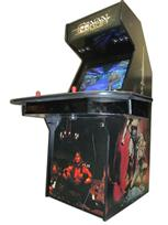 143 4-player, conan the barbarian, black buttons, red buttons, red trackball