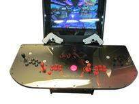 142 4-player, conan the barbarian, black buttons, red buttons, red trackball