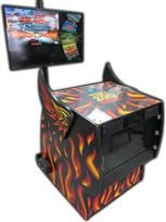 333 4-player, flames, tiny zoo arcade