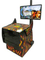 332 4-player, flames, tiny zoo arcade