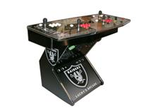 259 4-player, sports, football, raiders, lucky