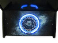 496 4 player, star wars, space, mame, lighted, blue buttons, tron joystick, spinner, led lights