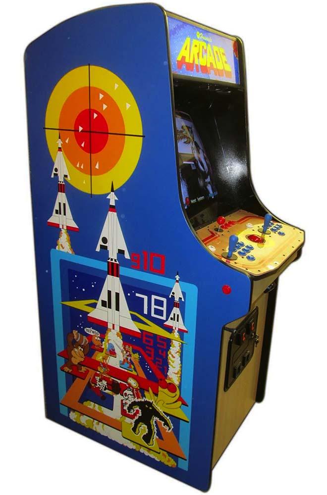 Extreme Home Arcades
