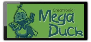 Creatronic Mega Duck