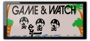 Electronic Game & Watch