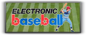 Entex Electronic Baseball